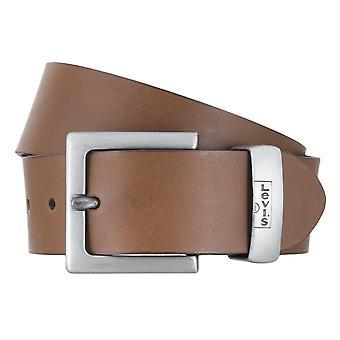 Levi BB´s Cinture cinture in pelle jeans cintura Cognac 4939