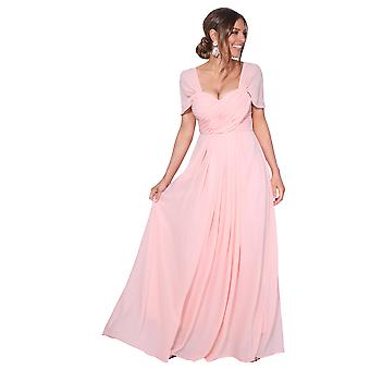 KRISP  Women Formal On Off Shoulder Evening Wedding Long Ball Gown Maxi Prom Dress 8-18