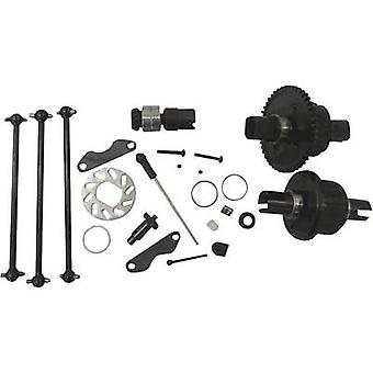 Spare part Reely 302001 Generation X 4WD upgrade kit