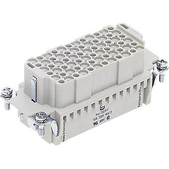 Harting 09 16 072 3101 Han® 72DD-F-c Industrial Plug Connector Han DD Series - Inserts