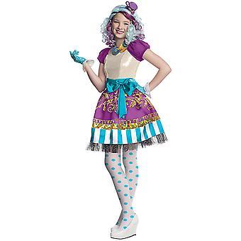 Madeline Hatter Deluxe Kostüm Ever After high Original Kinderkostüm