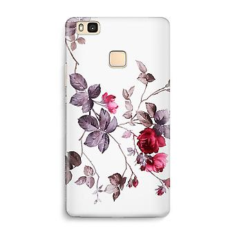 Huawei P9 Lite Full Print Case - Pretty flowers