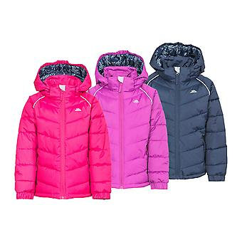 Trespass Girls Sheer Waterproof Jacket