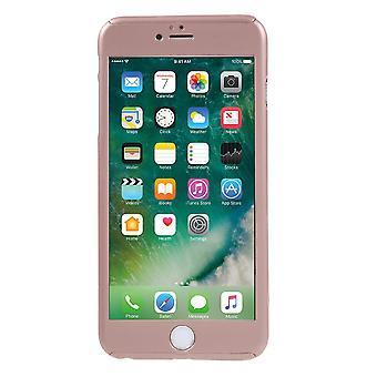 360 Skal till iPhone 6 - Skydd för hela din iPhone - RoseGuld