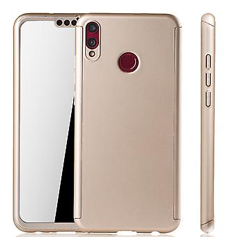 Huawei Honor 8X Case Case Phone Cover Protective Case 360 Fullcover Armor Edide