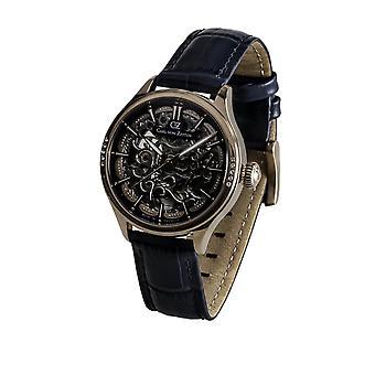 Carl of Zeyten ladies watch wrist watch automatic Wildsee CVZ0057RBL
