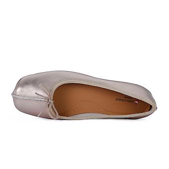 Clarks freckle ice gold Ballet flats