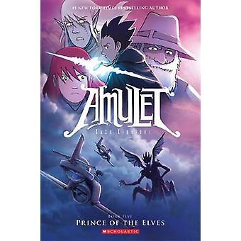 Prince of the Elves by Kazu Kibuishi - 9780545208895 Book