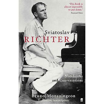 Svjatoslav Richter - bærbare og samtaler (hoved) av Bruno Monsa