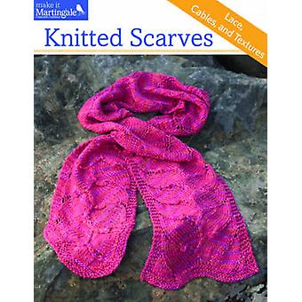 Knitted Scarves by Sheryl Thies - 9781604685039 Book