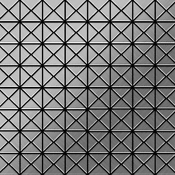 Metal mosaic Stainless Steel ALLOY Deco-S-S-MB