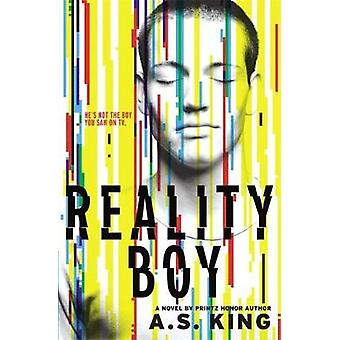 Verkligheten Boy av A. S. King - 9780316222716 bok