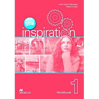Nouvelle édition Inspiration niveau 1 - classeur par Helena Gomm - 9780230412