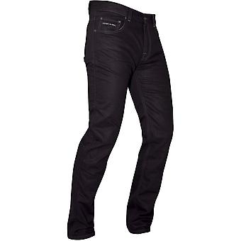 Richa Anthracite Cobalt Short Motorcycle Jeans