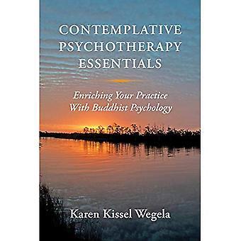 Kontemplativa psykoterapi Essentials: Berika din övning med buddhistisk psykologi