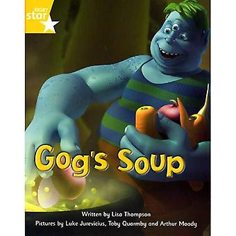 Fantastic Forest Yellow Level Fiction: Gog's Soup