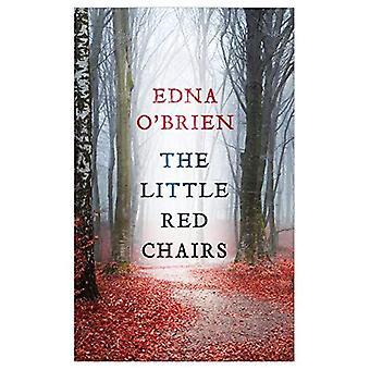 As pequeno cadeiras vermelhas