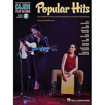 Beliebte Hits: Cajon Play-Along (Hal Leonard Cajon Play-Along)