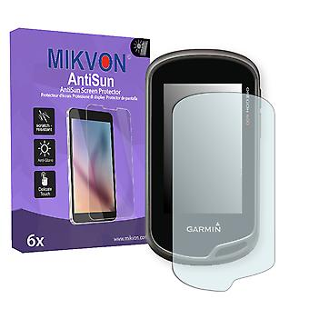 Garmin Oregon 600t Screen Protector - Mikvon AntiSun (Retail Package with accessories)