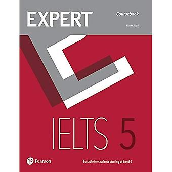 Expert IELTS. Band 5 Students' Book With Online Audio