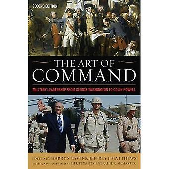 L'Art du commandement: Leadership militaire de George Washington à Colin Powell (série américaine Warriors)