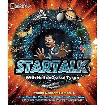 StarTalk (jeune adulte Abridged Edition): édition de jeunes lecteurs (Science & Nature) (Science & Nature)