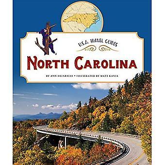 North Carolina (U.S.A. Travel Guides)