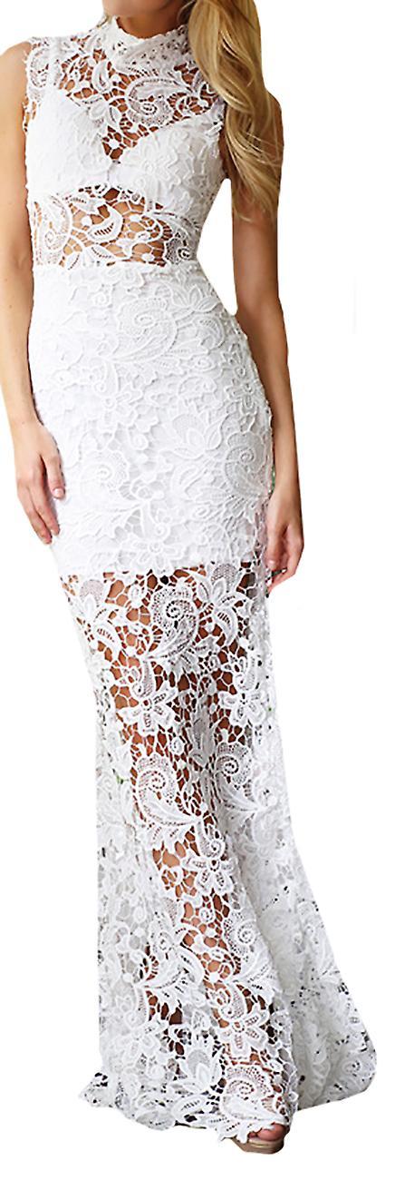 Waooh - Long Lace Dress Sikn