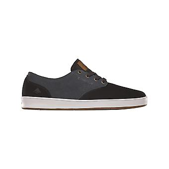 Emerica Navy-Blue-Gold The Romero Laced Shoe