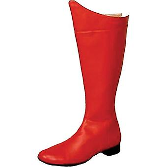 Boot Super Hero Red Men Lg