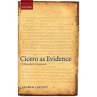 CICERO AS EVIDENCE C by LINTOTT