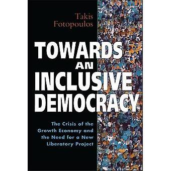 Hacia una democracia inclusiva por Fotopoulos y Takis