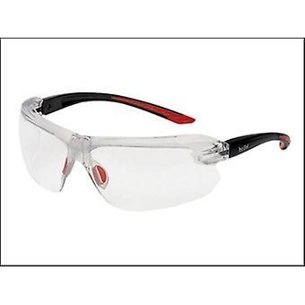 Bollé Safety Iri-S Safety Glasses Clear Bifocal Reading Area +2.0