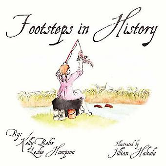 Footsteps in History by Hampson & Behr