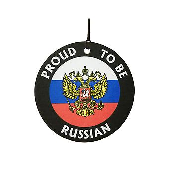 Proud To Be Russian Car Air Freshener