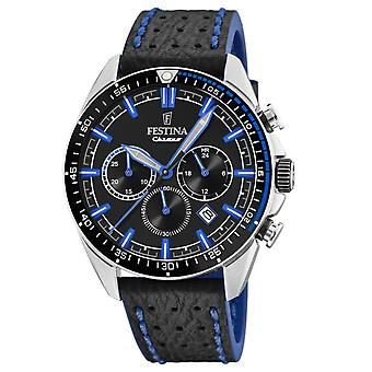 Festina F20377/3 The Originals Chronograaf Herenhorloge 44 Mm