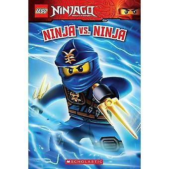 Ninja vs. Ninja (Lego Ninjago - Reader) by Kate Howard - 9780545825528