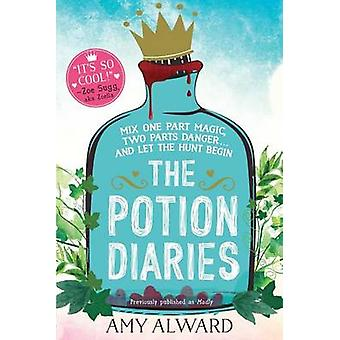 The Potion Diaries by Amy Alward - 9781481443791 Book