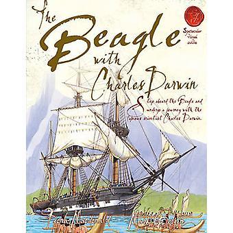 The Beagle with Charles Darwin by Fiona MacDonald - Bergin Mark - 978