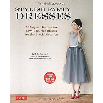 Stylish Party Dresses - 26 Easy and Inexpensive Sew-it-Yourself Dresse