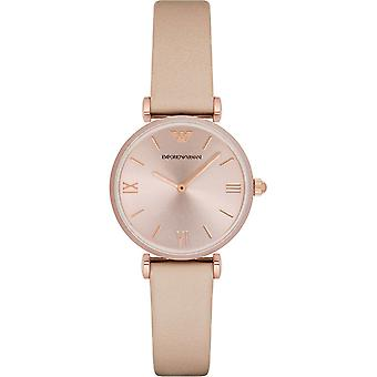 Emporio Armani Ar11001 Gianni T-bar Ladies Watch