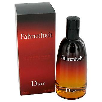 FAHRENHEIT by Christian Dior After Shave 3.3 oz / 100 ml (Men)