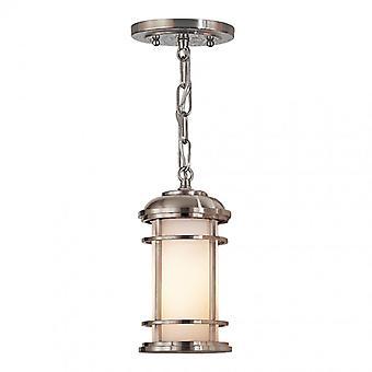 1 Light Small Chain Lantern Lighthouse