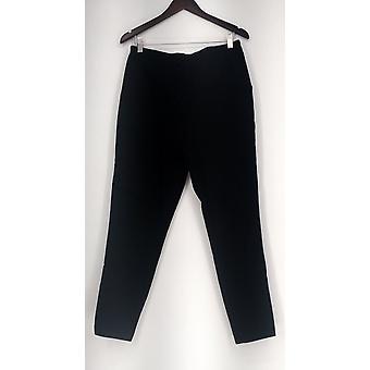 Denim & Co. leggings kleur Stretch Denim legging zwart A304949