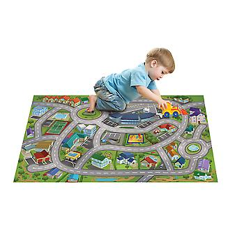 Huis van Kids City Airport Play mat