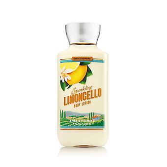 Bath & Body Works Sparkling Limoncello Body Lotion 8 oz / 236 ml