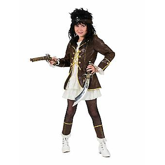 Costume Pirate Florence Child Pirate Kids Costume Girl Robe Decarnaval Costume