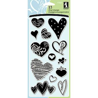 Inkadinkado Clear Stamps 4