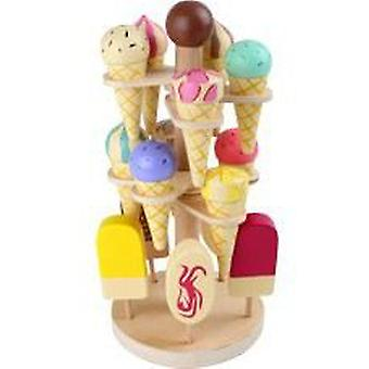 Legler Mobile stand for ice cream (Toys , Home And Professions , Professions)
