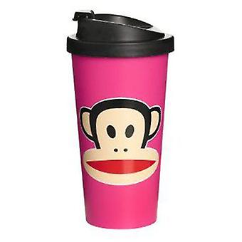 Paul Frank Carry cup Rosa (Home , Kitchen , Kitchenware and pastries , Cups and teapots)